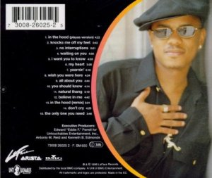 Donell Jones - My heart Ablum